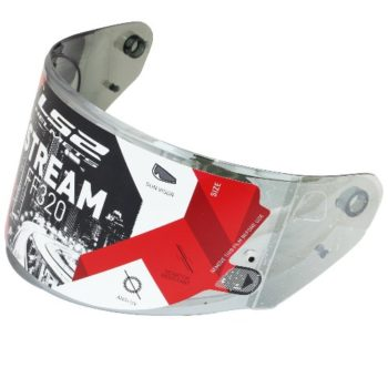 LS2 FF 320 Clear visor 1