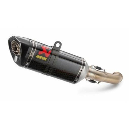 Akrapovic Full System Exhaust For 390 Duke RC