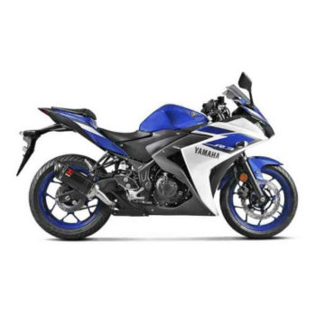 Akrapovic Full System Exhaust For Yamaha R3 2