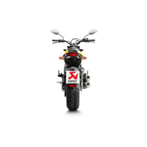 Akrapovic GP Slip On Exhaust For Ducati Scrambler 2015 2016 4