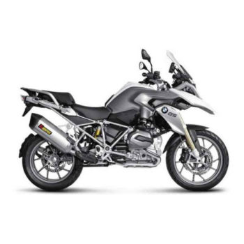 Akrapovic Slip On Exhaust For BMW R1200 GS 2