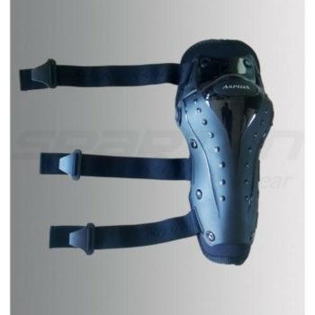 Aspida Bionic External Blue Knee Guards
