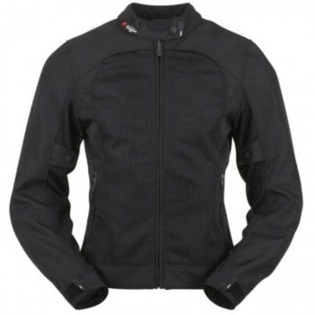 Furygan Genesis Mistral Lady Evo Black Riding Jacket 1
