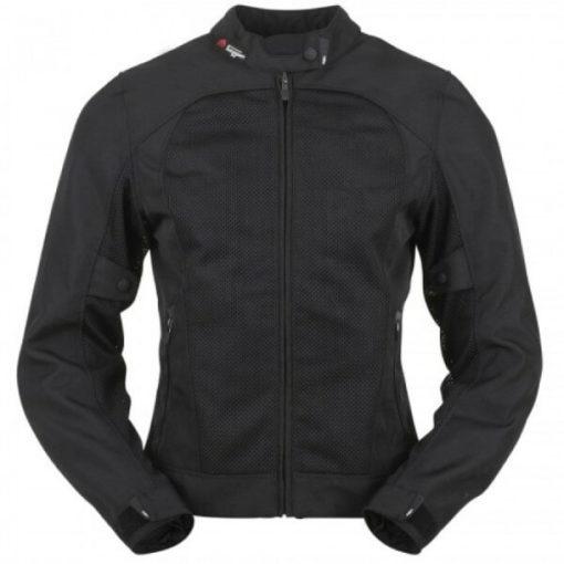 Furygan Genesis Mistral Lady Evo Black Riding Jacket 1