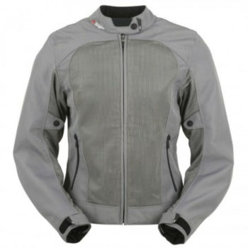 Furygan Genesis Mistral Lady Evo Grey Riding Jacket 1
