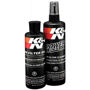 KN Air Filter Cleaning Kit 1
