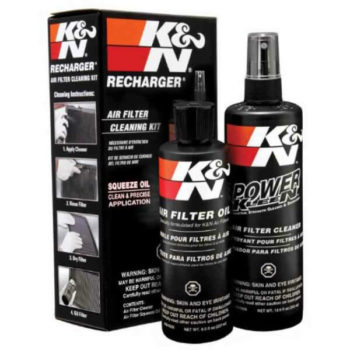 KN Air Filter Cleaning Kit 2