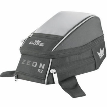RoadGods Zeon R2 Motorcycle Magnetic Tank Bag With Capsule Rain Cover 1
