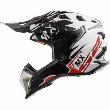 ls2 mx470 subverter emperor black white full face helmet