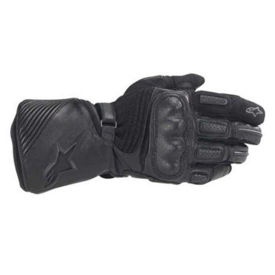 Alpinestars Apex Drystar Black Gloves 1