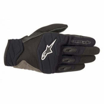 Alpinestars Shore Black Gloves 1
