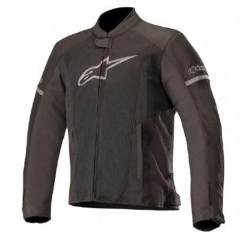Alpinestars T Faster Air Black Jacket 1