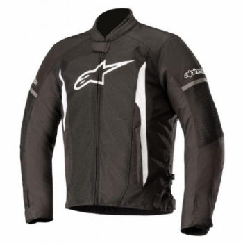 Alpinestars T Faster Air Black White Jacket 1