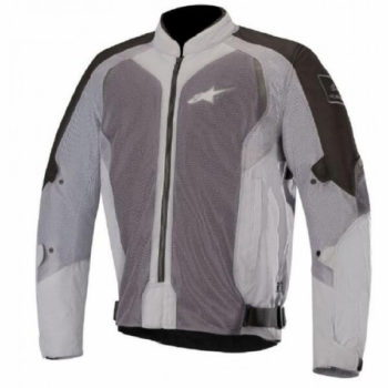 Alpinestars Wake Air Black Grey Jacket 1