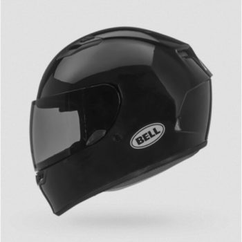 Bell Qualifier Solid Gloss Black Fullface Helmet 2