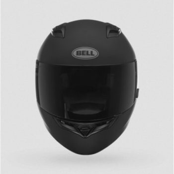 Bell Qualifier Solid Matt Black Fullface Helmet 1