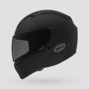 Bell Qualifier Solid Matt Black Fullface Helmet 2