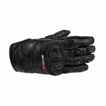 DSG Evo R Black Riding Gloves