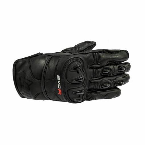 DSG Evo R Black Riding Gloves