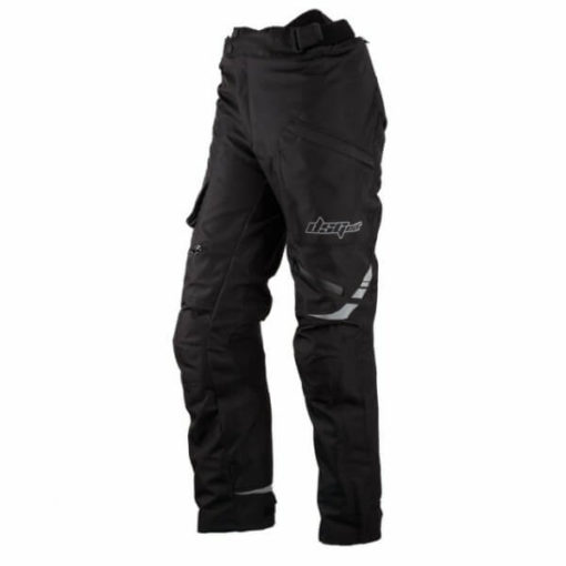 DSG Nero Waterproof Black Riding Pants 1
