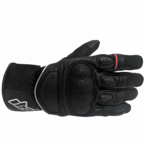 DSG Phoenix Black Riding Gloves