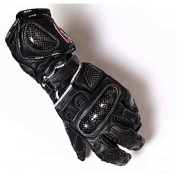DSG Primal Black Riding Gloves 1