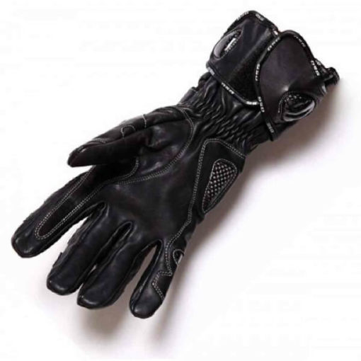 DSG Primal Black Riding Gloves 2