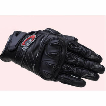 DSG Reaper Black Riding Gloves 1