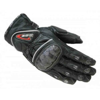 DSG Revive Black Riding Gloves 1