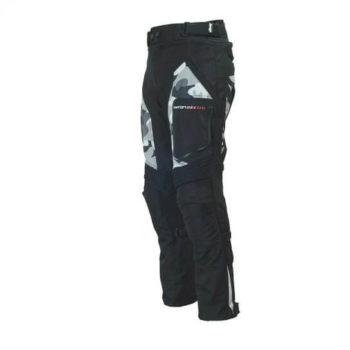 DSG Triton X Black Camo Riding Pants 1