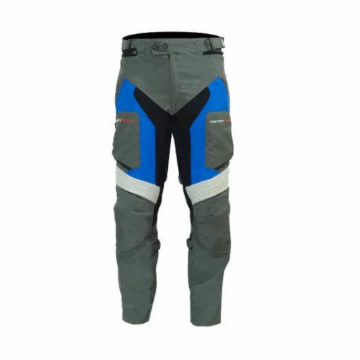 DSG Triton X Blue Grey Riding Pants 1