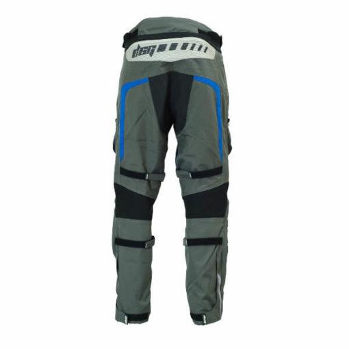 DSG Triton X Blue Grey Riding Pants 2