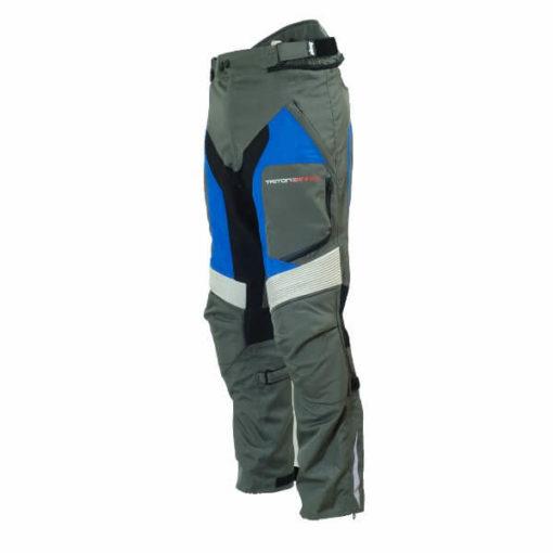 DSG Triton X Blue Grey Riding Pants 3