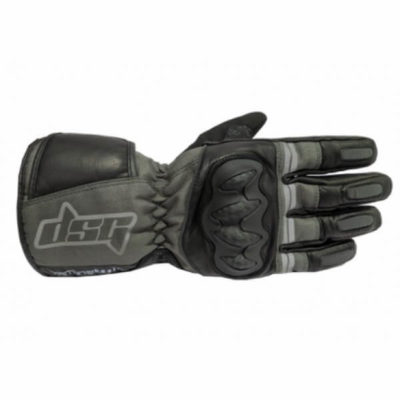 DSG Triton X Grey Riding Gloves