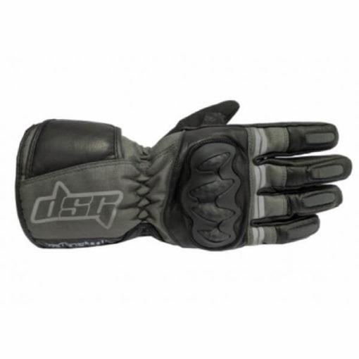 DSG Triton X Grey Riding Gloves
