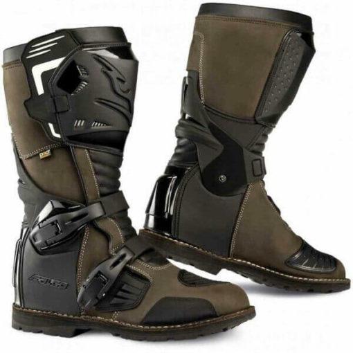 Falco Avantour Brown Riding Boots