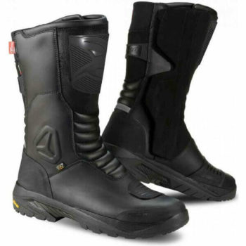 Falco Tourance Black Riding Boots