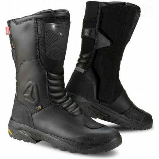 Falco Tourance Black Riding Boots
