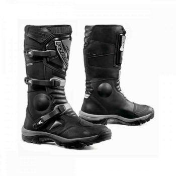 Forma Adventure Black Riding Boots 1