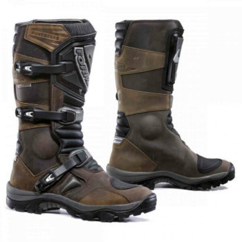 Forma Adventure Brown Riding Boots 1