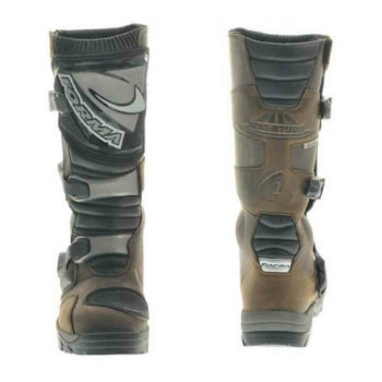 Forma Adventure Brown Riding Boots 2