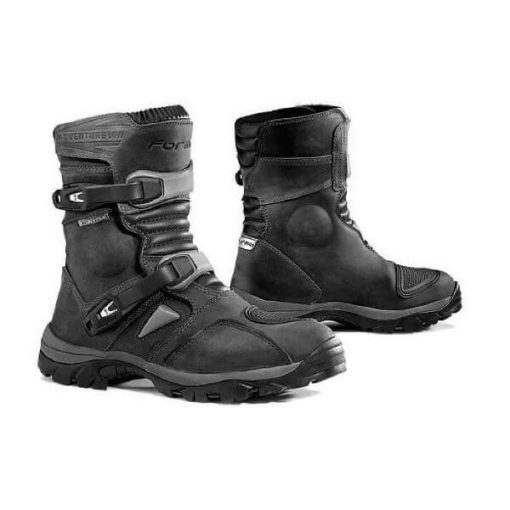 Forma Adventure Low Black Riding Boots 1