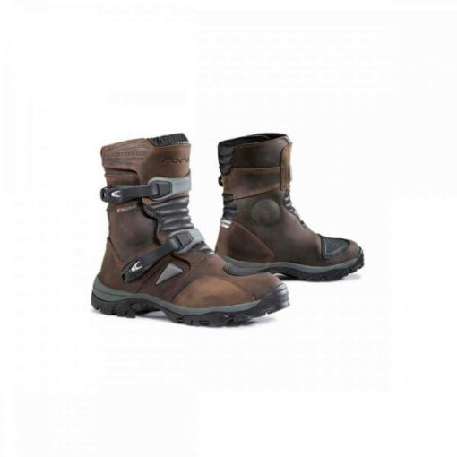 Forma Adventure Low Brown Riding Boots 1