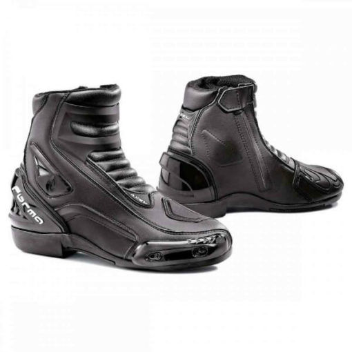 Forma Axel Black Riding Boots