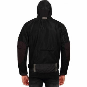Leiidor Arete Plush Black Jacket 2