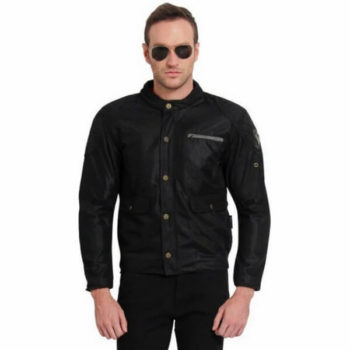 Leiidor Brent Cross Black Jacket 1