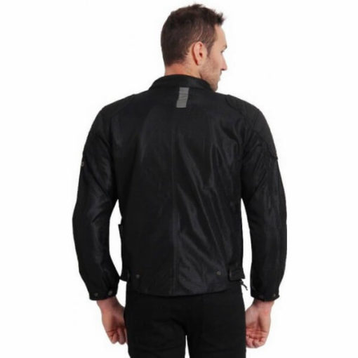 Leiidor Brent Cross Black Jacket 2