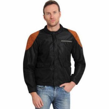 Leiidor Brent Cross Orange Jacket 1