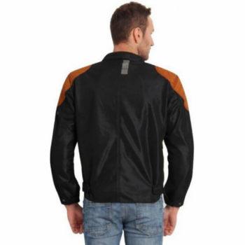 Leiidor Brent Cross Orange Jacket 2