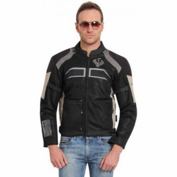 Leiidor Grandstand Black Grey Jacket 1